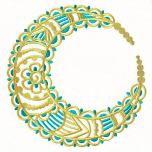 Bohemian Gold - Crescent Moon_image