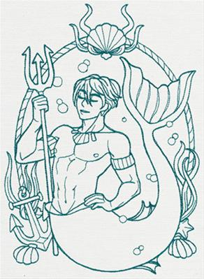 Merman Cameo_image