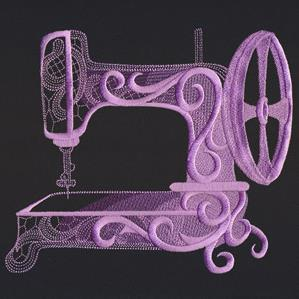 Artisan Crafts - Sewing Machine_image