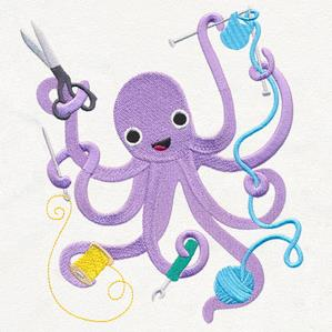 Crafty Octopus_image