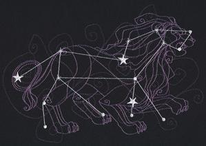 Ecliptic Constellations - Leo_image