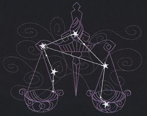 Ecliptic Constellations - Libra_image