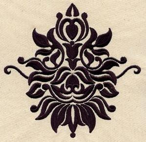 Damask Flourish_image