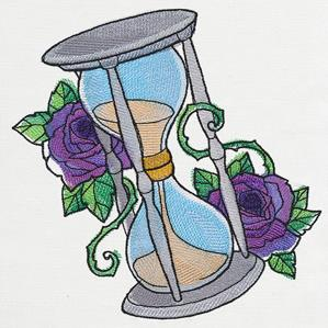 Painted Hourglass_image