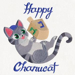 Happy Chanucat_image