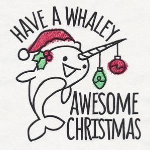 Christmas Punimals - Whaley Awesome Christmas_image