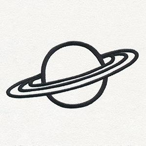 Daydream Doodles - Saturn_image