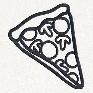 Daydream Doodles - Pizza_image