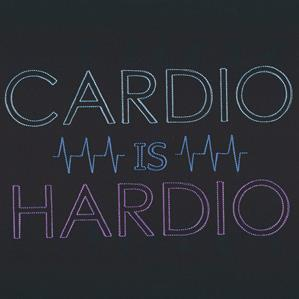 Athleisure - Cardio Is Hardio_image
