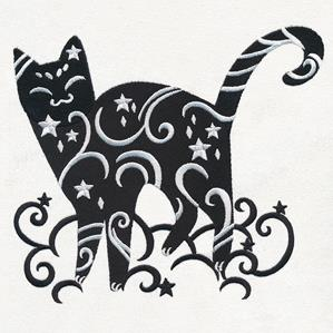 Black Magic Cat_image