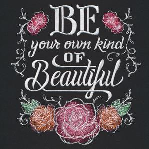 Bold Thoughts - Be Your Own Kind of Beautiful_image