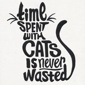Time Spent with Cats_image