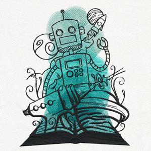 Literary Magic - Science Fiction_image