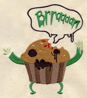 Zombie Muffin_image