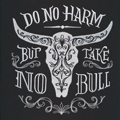 Rodeo Chic - Do No Harm But Take No Bull_image