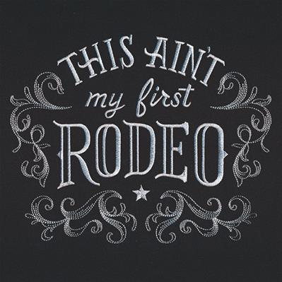 Rodeo Chic - This Ain't My First Rodeo_image