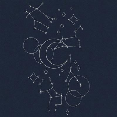 Vintage Celestial - Constellations_image