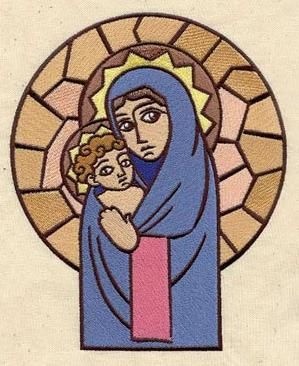 Madonna and Child_image