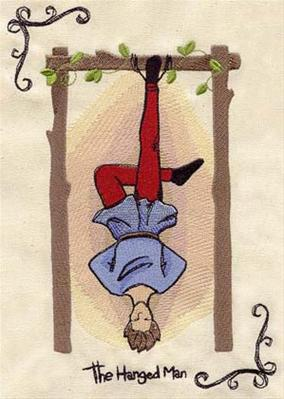 Tarot - The Hanged Man_image
