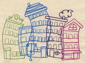 Scribble City_image