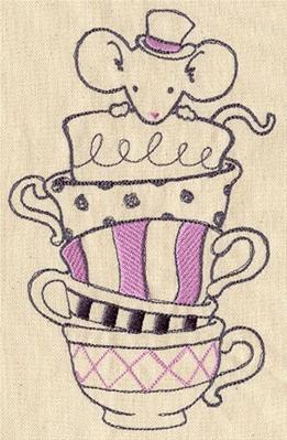 Mouse Tea Party_image