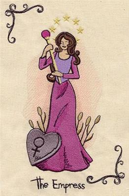 Tarot - The Empress_image