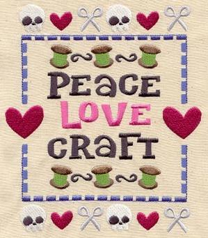 Peace Love Craft_image