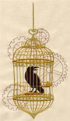 Clockwork Magic - Birdcage_image