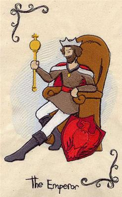 Tarot - The Emperor_image