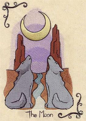 Tarot - The Moon_image