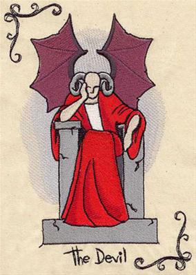 Tarot - The Devil_image