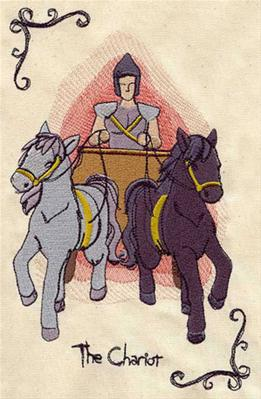 Tarot - The Chariot_image