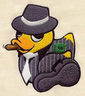 Gangster Duckie_image