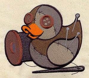 Crafty Duckie_image