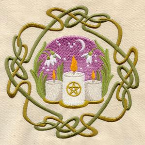 Wheel of the Year - Imbolc_image