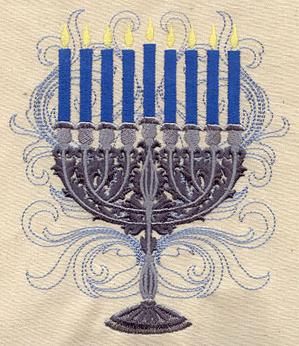 Magnificent Menorah_image