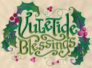 Yuletide Blessings_image