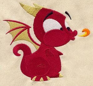 Baby Dragon_image