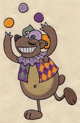 Juggling Bear_image