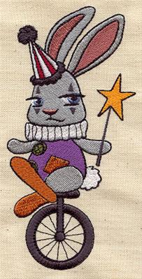 Unicycle Bunny_image