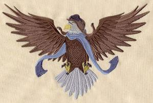 Flying Eagle_image