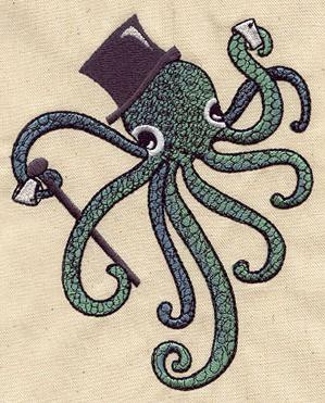 Dapper Octopus_image