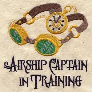 Airship Captain in Training_image