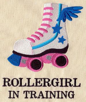 Rollergirl in Training_image