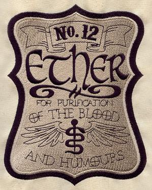 Ether Apothecary Label_image