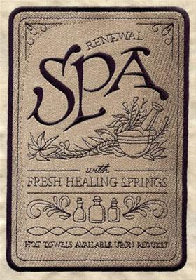 Spa Sign_image