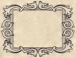 Ornate Frame_image