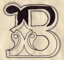 Cirque Letter B_image