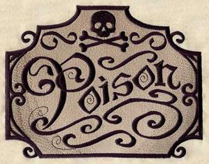 Poison Apothecary Label_image