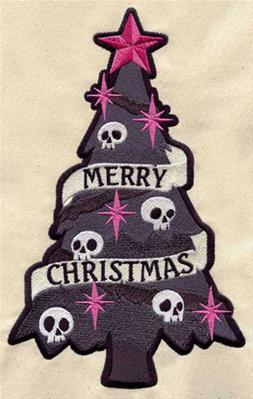 Spooky Christmas Tree_image